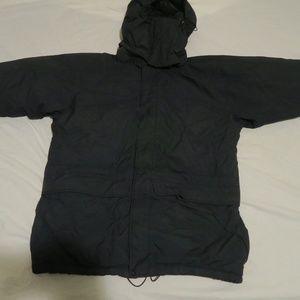 Marmot Whitehorse Down Parka K-5328 Black Large
